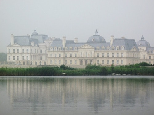 Beijing's full size Chateau Zhang Lafitte