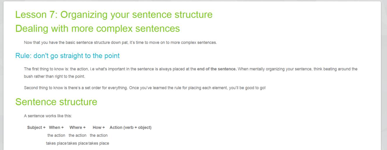 Chinese_Grammar Lesson