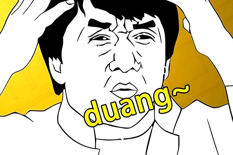 Jackie Chan Duang