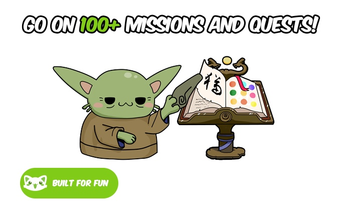 Quests and missions