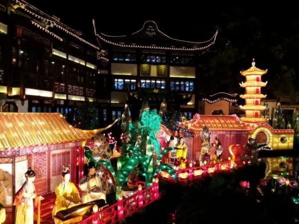 Shanghai Lantern Festival 2014