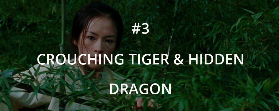 Crouching Tiger and Hidden Dragon