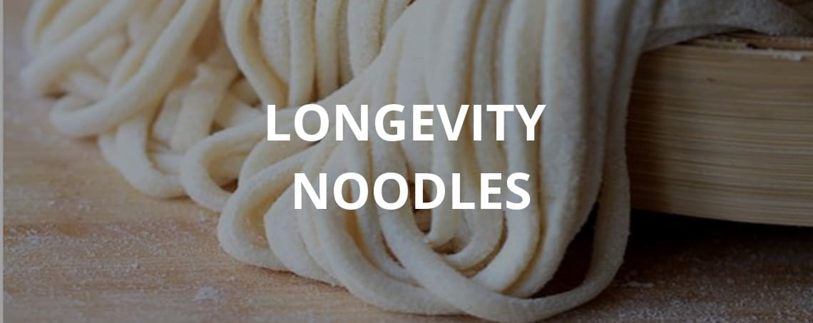 longevity noodles - chinese customs and beliefs