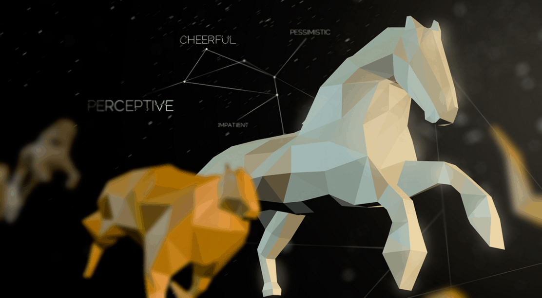 Chinese zodiac signs: the Horse