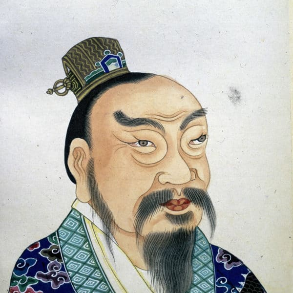 Emperor Han Gaozu (256 or 247 – 1 June 195 BC)