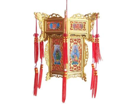 Chinese lantern : the Palace lanterns