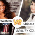 Western vs. Chinese Beauty Standards