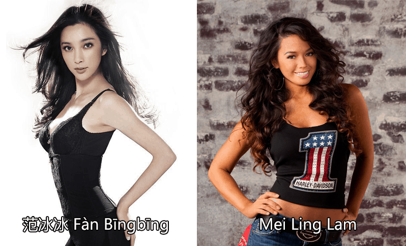 Chinese beauty standards: the slim body