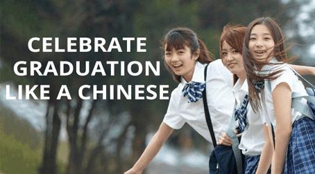 Celebrate Chinese graduation season like a Chinese