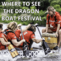The best places to celebrate the Dragon Boat Festival